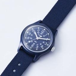 TIMEX /タイメックス オリジナルキャンパー29mm (イ)ネイビー
