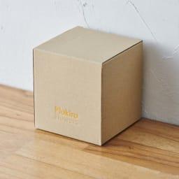フラワーベース Plakira flowers (花束用) ボックス入りでプレゼントにもおすすめ。