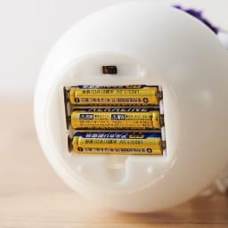 灯る仏花(R) タイマーライト付き 単四電池3本使用(別売)