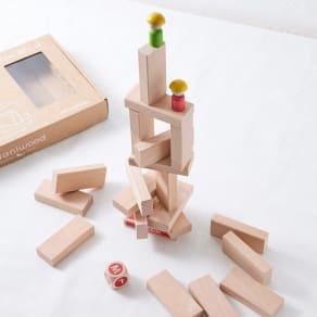 イタリア製玩具 クレイジービル/ミラニウッド 写真