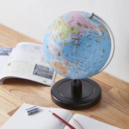 SHOWAGLOBES 絵入りひらがな地球儀 21cm デスクに起きやすい直径21cmサイズ