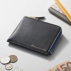 ダコタ ブラックレーベル レチェンテ L字コンパクト財布
