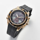 CITIZEN/シチズン 【メンズ】 エコ・ドライブ腕時計 ヨットタイマー搭載 JR4046-03E 写真