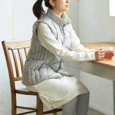 西川/あったか西川ダウンベスト(男女兼用)