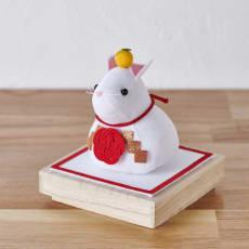 ねずみの鏡餅(開運札入れ) 京都夢み屋