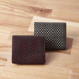 印伝さいふ ミニ財布 コンパクトなサイズ