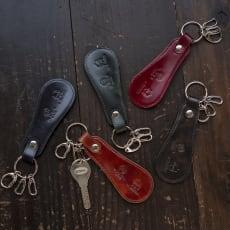 ミュージアムカーフ 靴ベラキーホルダー