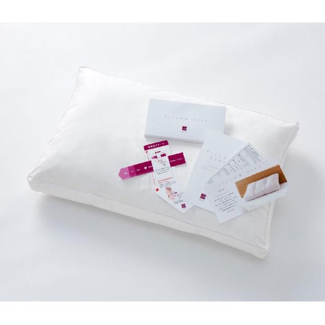 高さ・中素材を選べる!枕ギフトチケット【エアウィーヴグループ枕専門ブランド・ロフテー枕工房】 オーダー枕ギフトチケットをお届けします。チケットが届いたら、自分にぴったりの枕をオーダーできます。プレゼントにもおすすめです。