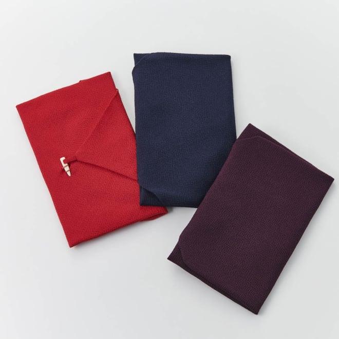京都正絹ちりめん台付袱紗 ボックス入り 慶弔共、また男性・女性問わずに使える上品でシンプルなデザイン。