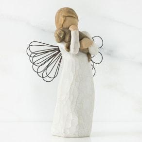 ウィローツリー彫像 Angel of Friendship 友情 写真
