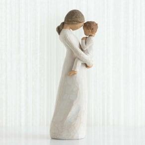 ウィローツリー彫像 Tenderness 慈愛 写真