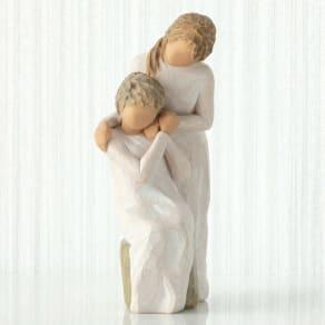 ウィローツリー彫像 Loving My Mother 大好きなお母さん 写真