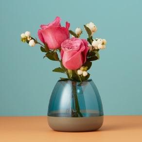 フラワーベース  Plakira flowers (お花数本用) 写真