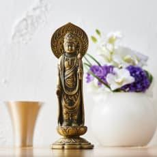 ミニ仏像 聖観音菩薩