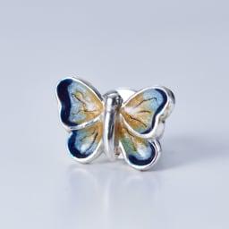 サツルノ SVピンブローチ 蝶