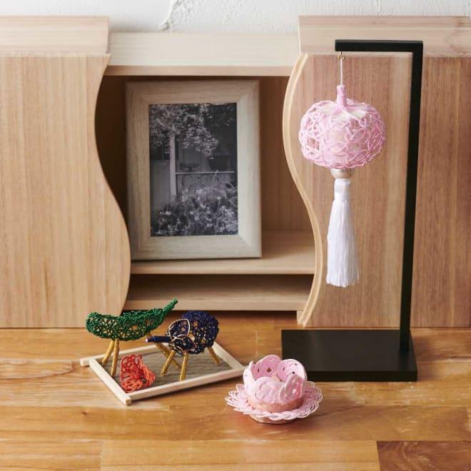 木下水引 お盆飾りセット(大)