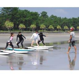 体を動かす楽しみギフト 【体験例】サーフィン