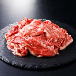鹿児島 黒毛和牛A5切り落とし (1kg)