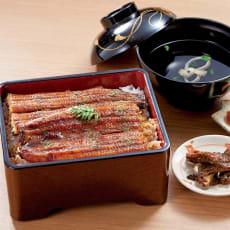 浜松・浜名湖産うなぎ 蒲焼きセット(肝焼き付き)