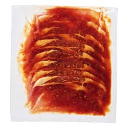 おろし生姜の醤油ダレ薄切り豚ロース 300g(8枚入)×5袋