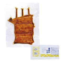 浜名湖うなぎ蒲焼 (60g)×3袋 お届けパッケージ