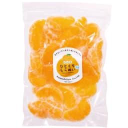 和歌山県産冷凍ひとくち不知火(しらぬい)(300g)×2袋 お届けパッケージ