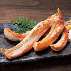 紅鮭ハラス (500g)×2袋