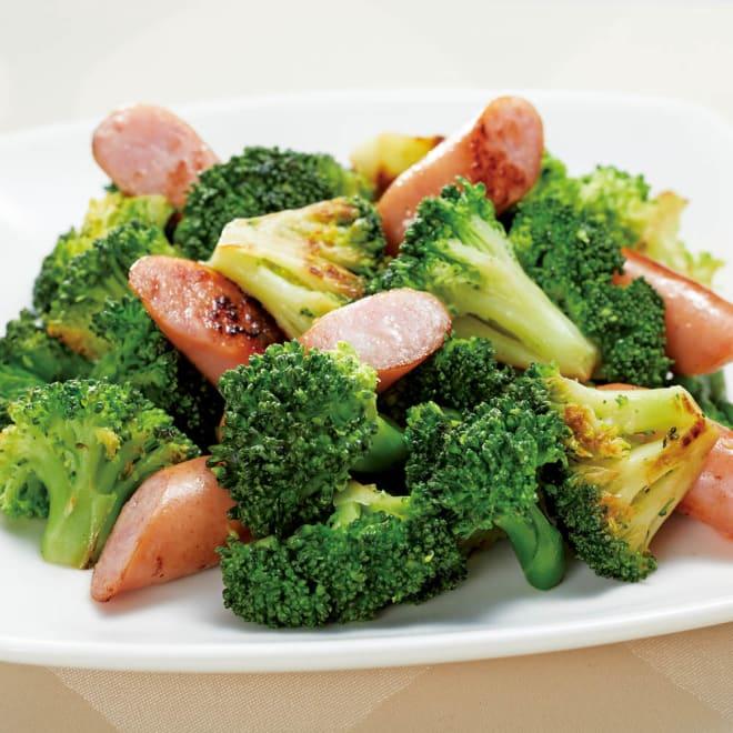 九州産冷凍ブロッコリー (500g)×3袋 【調理例】