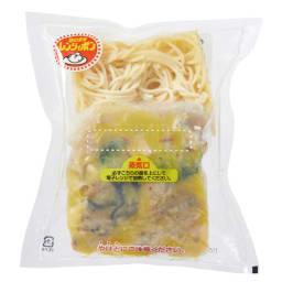 広島産かきの燻製オイルパスタ (225g×4箱) 袋ごとレンジで温めるだけ!