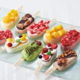 コールド・ストーン・クリーマリーアイスキャンディセット (9種 計10本) 写真