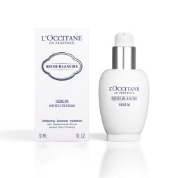 L'OCCITANE/ロクシタン レーヌブランシュ ホワイトインフュージョンセラム 30ml
