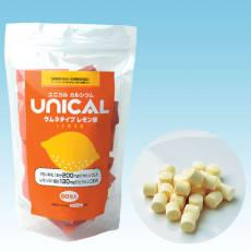 ユニカルカルシウム ラムネタイプ(レモン味) 60袋