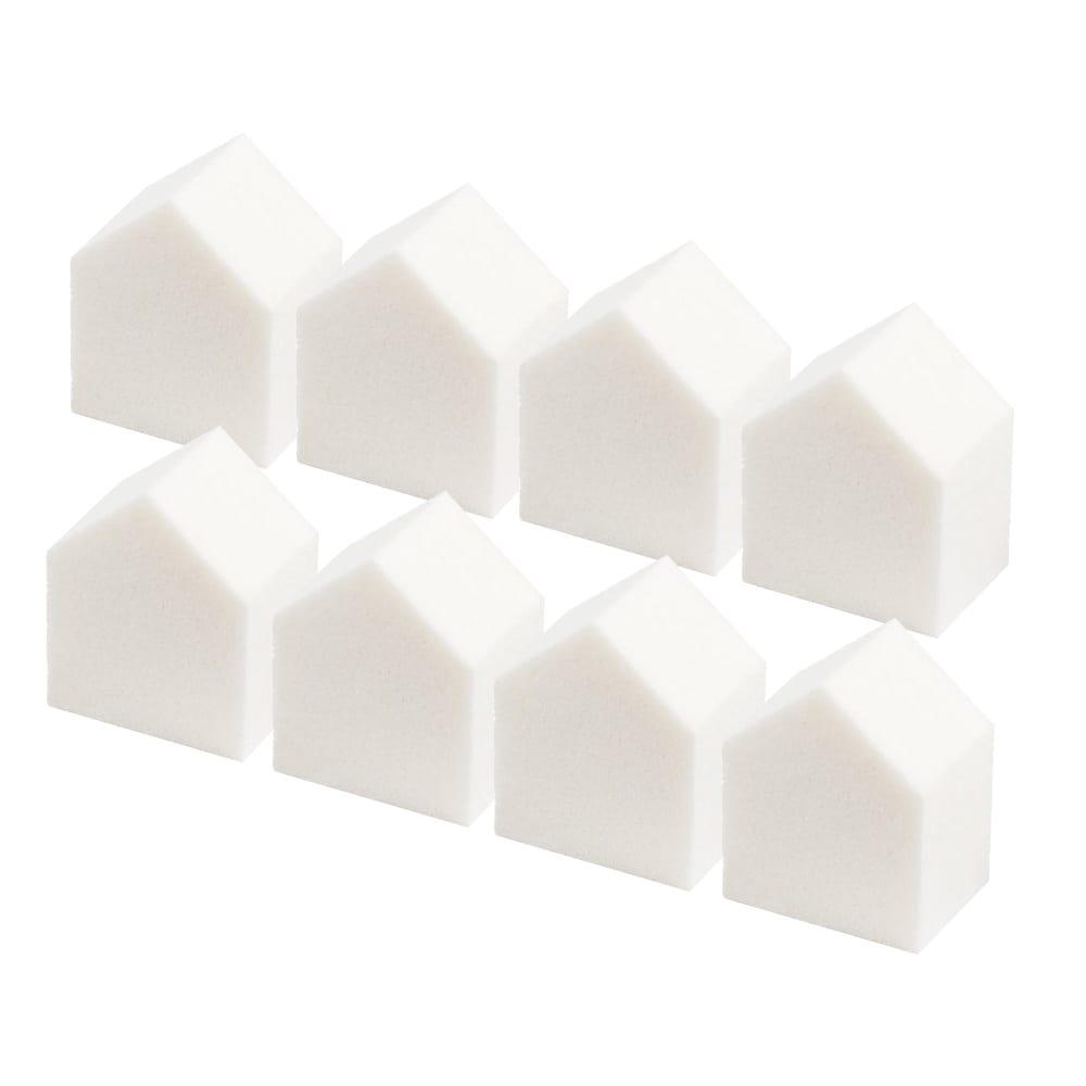 かづきれいこ スポンジ ホームベース型 8個