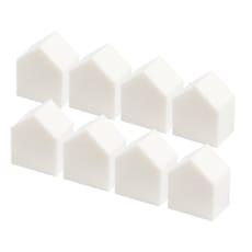 かづきれいこ スポンジ ホームベース型 お徳用16個