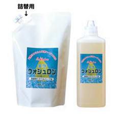 衣類用洗浄液 エコウォシュロン 詰替用 2L(1L×2本)