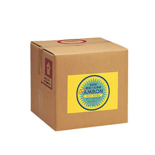 多目的洗剤ニューアミロン お徳用20リットル ※2L、5Lタイプの詰替え用としておすすめします。