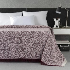 シングル(スペイン製ベッドスプレッド オレゴン) 写真