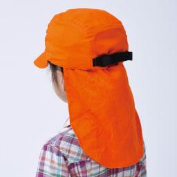 防災帽子 大人も子どもも使えるサイズ。