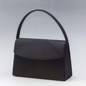 〈岩佐〉組紐刺繍タッセルハンドバッグ 写真