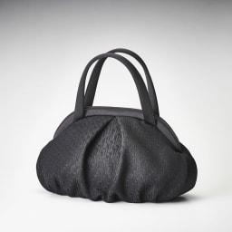 〈岩佐〉米沢織ソフトハンドバッグ