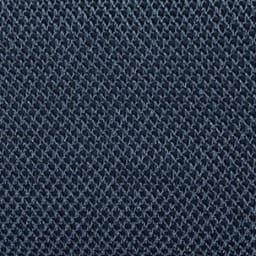 アーム付・1人掛(イタリア製フィットソファカバー〈エレガンテ〉) 生地アップ(ウ)ブルー