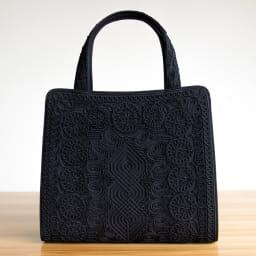 岩佐 コード刺繍トートバッグ