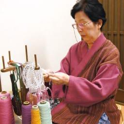 工房喜芳手作り本水晶京念珠京の匠 工房喜芳 念珠作りで初めての「京都府伝統産業優秀技術者」に認定された工房。