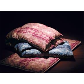 レギュラータイプ(産地・柄任せだからお得!スペシャルバーゲン寝具 お得な掛け+敷きセット シングルロング) 写真