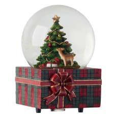 クリスマスプレゼント型オルゴール
