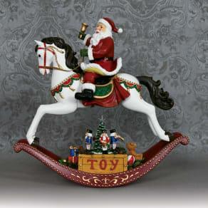 クリスマスオルゴール Toyサンタ 写真