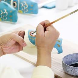 はりこーシカ 鯉のぼり 【一千乃】二百十数年あまりの歴史がある「高崎だるま」で有名な高崎市にある張り子メーカー。伝統的な高崎だるまから現代風にアレンジした可愛い張り子まで幅広く手がけています。
