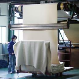 ザプレミアムソフゥール掛け毛布 作業現場