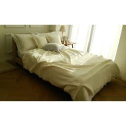 レイチェル マルチカバー 憧れのシャビーシックなベッドルームがこれ一枚で完成します。