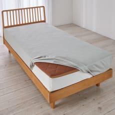 名旅館「岩惣」 おもてなしの寝心地シリーズ 専用ボックスシーツ(寝心地改善パッド用)